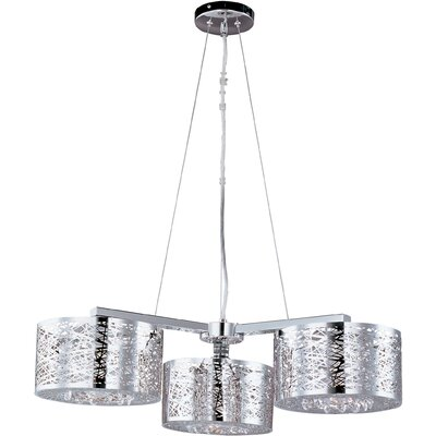 Wildon Home ® Shanon 3 - Light Multi - Light Pendant