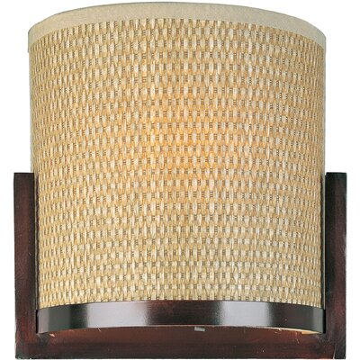 ET2 Elements Tempered Glass Wall Sconce