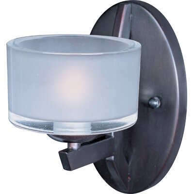 ET2 Vortex 1 Light Wall Sconce with Shade