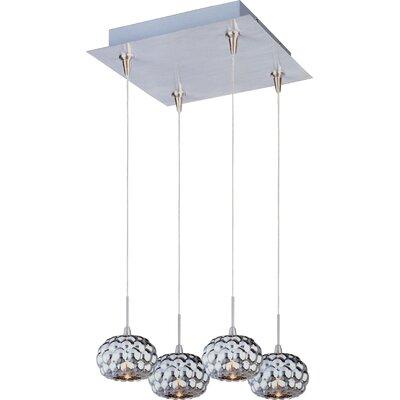 Wildon Home ® Minx 4 Light Pendant