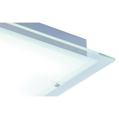 ET2 Contempra 4 Light Fluorescent Semi Flush Mount