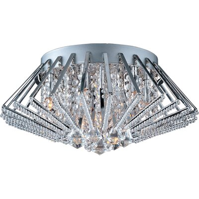 Wildon Home ® Nana 9 - Light Flush Mount