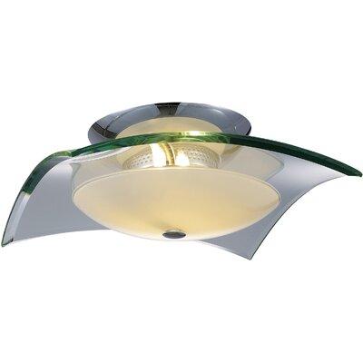 Wildon Home ® Jacko 3 - Light Flush Mount