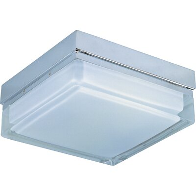 Wildon Home ® Flux 2-Light Flush Mount
