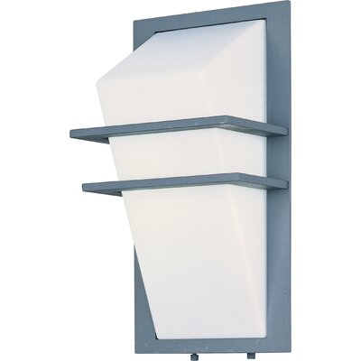 Wildon Home ® Regayle II2 - Light Outdoor Wall Mount