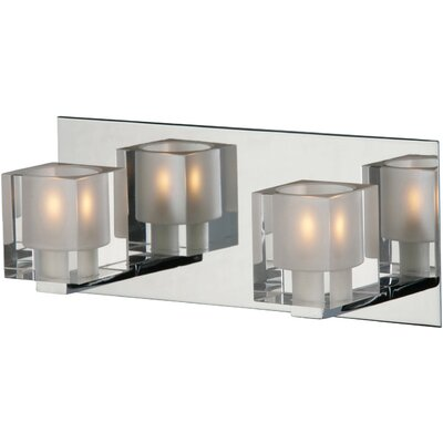 ET2 Blocs 2 Light Wall Sconce
