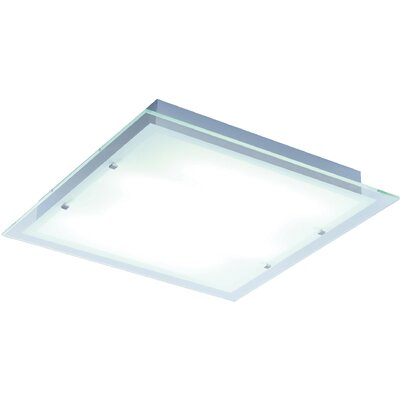 ET2 Contempra 4-Light Flush Mount