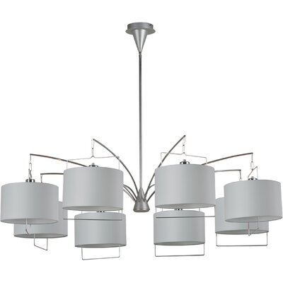 Passion 8-Light Chandelier