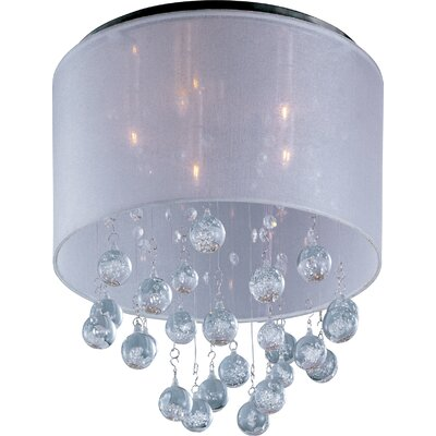 Wildon Home ® Khanon 5 - Light Flush Mount