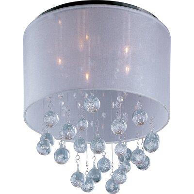 Wildon Home ® Khanon 5 - Light Flush Mount