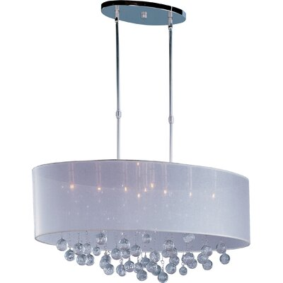 ET2 Veil 9 Light Drum Pendant