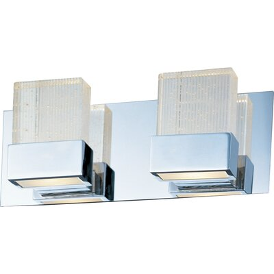 ET2 Veil 2 Light Bath Vanity Light