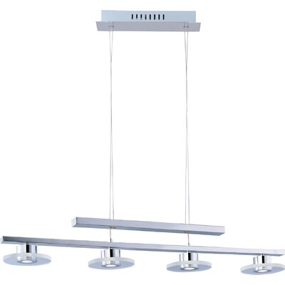 Wildon Home ® Sky 4 - Light Linear Pendant
