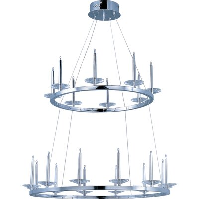 Wildon Home ® Elsuh 20 - Light Chandelier