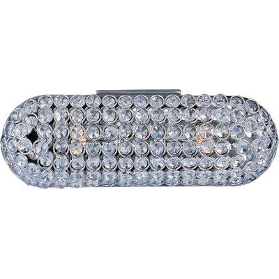 Wildon Home ® Vibrato 2 - Light Wall Sconce