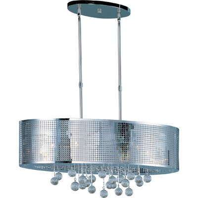 ET2 Illusion 9 Light Drum Pendant