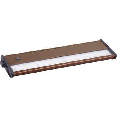 "Wildon Home ® CounterMax MX-L120DC 13"" 4-Light LED Under Cabinet Light"
