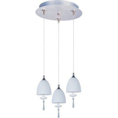 Wildon Home ® Minx 3 Light Pendant