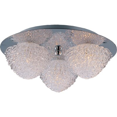 ET2 Blossom 3-Light Flush Mount