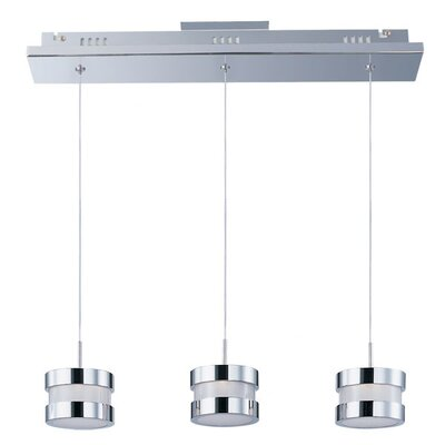 ET2 Bands 3 - Light Linear Pendant