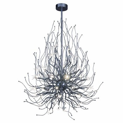 Wildon Home ® Southstream 60 - Light Multi - Light Pendant