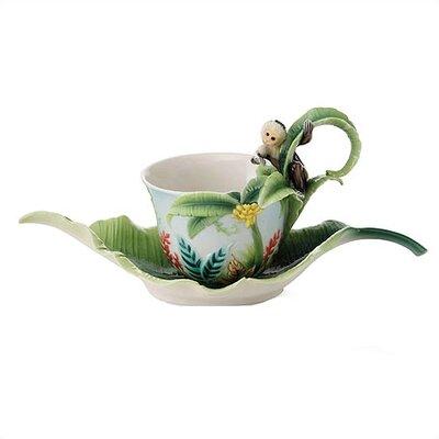 Franz Collection Jungle FunPorcelain Tea Cup Set
