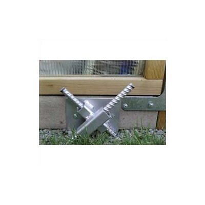 Sunshine Gardenhouse Greenhouse Anchor Kit