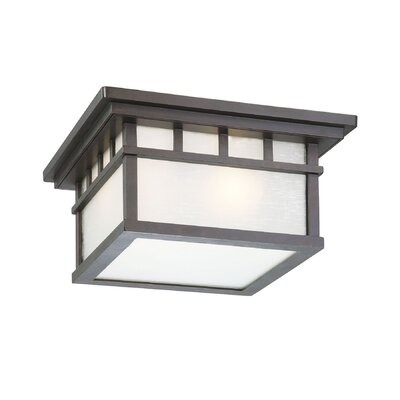 Dolan Designs Barton 2 Light Flush Mount