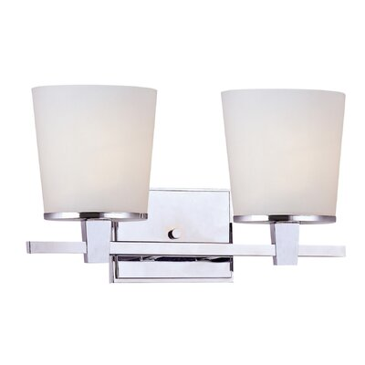 Dolan Designs Ellipse 2 Light Bath Vanity Light