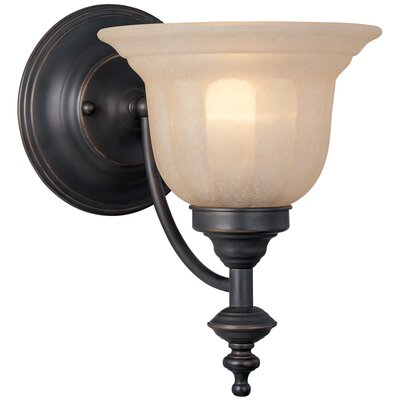 Dolan Designs Richland One Arm Wall Sconce in Bolivian