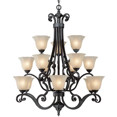 Dolan Designs Winston 15 Light Chandelier