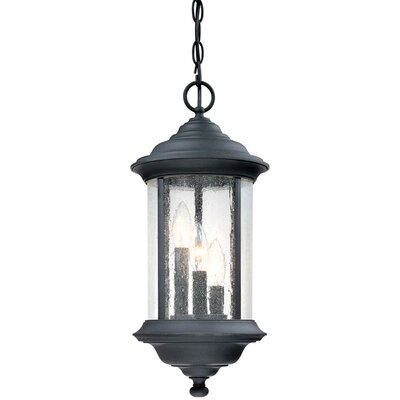 Dolan Designs Walnut Grove 3 Light Outdoor Hanging Lantern