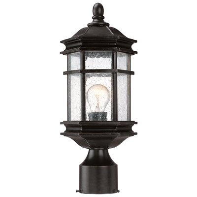 Dolan Designs Barlow 1 Light Outdoor Post Lantern