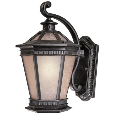 Dolan Designs Vintage 1 Light Outdoor Wall Lantern