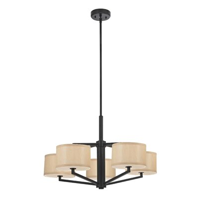 Dolan Designs Monaco 5 Light Chandelier