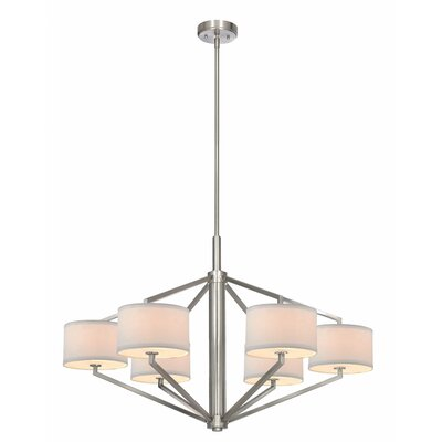 Dolan Designs Monaco 6 Light Chandelier