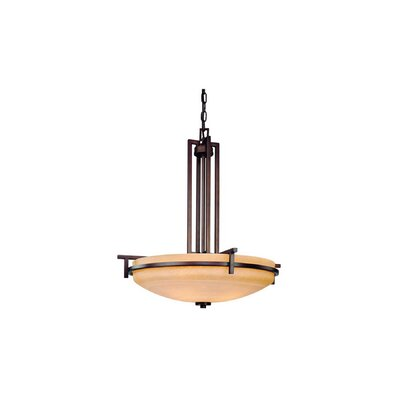 Dolan Designs Roxbury 4 Light Inverted Pendant