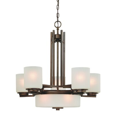 Dolan Designs Multnomah 8 Light Chandelier