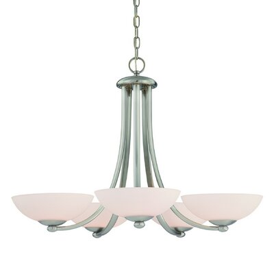 Dolan Designs Rainier 5 Light Chandelier