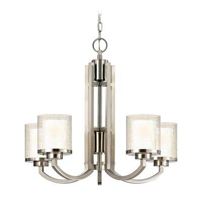 Dolan Designs Horizon 5 Light Chandelier