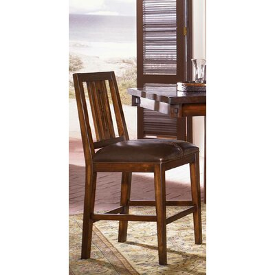 "A-America Mesa 24"" Bar Stool with Cushion"