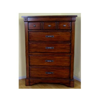 A-America Kalispell 5 Drawer Chest