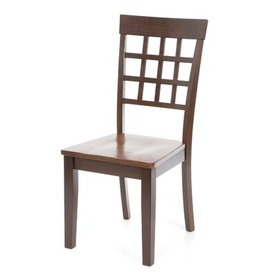 Bristol Point Gridback Side Chair