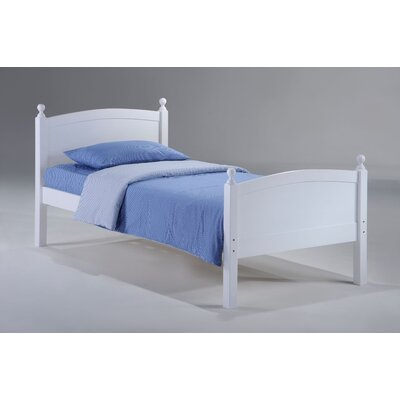 Night & Day Furniture Zest Licorice Panel Bed
