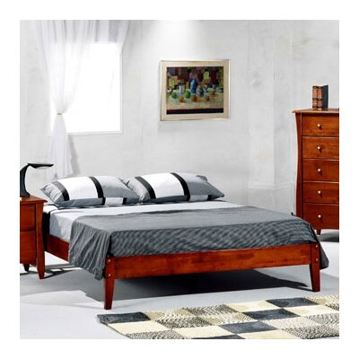 Night & Day Furniture Spices Platform Bedroom Collection