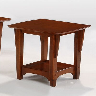 Night & Day Furniture Premium Series End Table