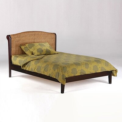 Night & Day Furniture Spices Rosebud Platform Bed