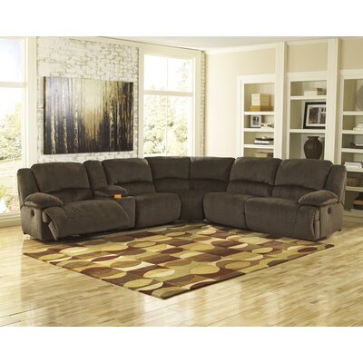 Braddock Reclining Sectional