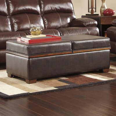 Covert Ottoman with Storage