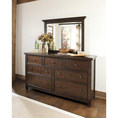 Hindell Park 7 Drawer Dresser